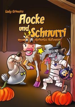 Flocke und Schnurri – Verhextes Halloween